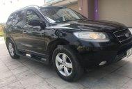 Bán Hyundai Santa Fe đời 2008, màu đen, nhập khẩu giá 355 triệu tại Hà Nội