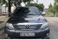 Bán xe Toyota Fortuner năm 2013, màu xám xe nguyên bản giá 625 triệu tại Tp.HCM