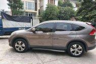 Cần bán xe Honda CR V sản xuất 2013, màu xám, xe gia đình giá 800 triệu tại Hà Nội