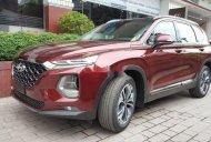 Bán Hyundai Santa Fe sản xuất năm 2019, màu đỏ giá 1 tỷ 95 tr tại Tp.HCM