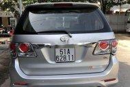 Bán Toyota Fortuner AT năm 2013, màu bạc giá tốt giá 610 triệu tại Tp.HCM
