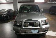 Bán Mitsubishi Pajero năm sản xuất 2002, màu bạc, nhập khẩu nguyên chiếc  giá 178 triệu tại Tp.HCM