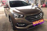 Cần bán lại xe cũ Hyundai Santa Fe đời 2018, màu nâu giá 1 tỷ 98 tr tại Tp.HCM