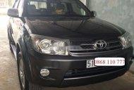 Bán ô tô Toyota Fortuner sản xuất năm 2010, màu xám số sàn giá 575 triệu tại Lâm Đồng