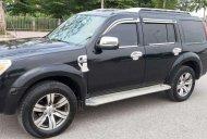 Cần bán Ford Everest đời 2013, màu đen, chính chủ, 495tr giá 495 triệu tại Nghệ An