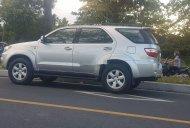 Bán xe Toyota Fortuner 2009, màu bạc giá 485 triệu tại Tp.HCM