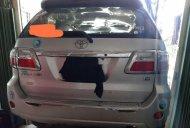 Cần bán xe Toyota Fortuner đời 2009, màu bạc xe nguyên bản giá 520 triệu tại Vĩnh Long