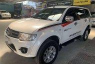 Cần bán xe Mitsubishi Pajero Sport 2.5MT đời 2017, màu trắng số sàn giá 676 triệu tại Tp.HCM