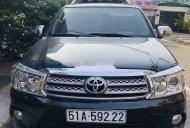 Bán Toyota Fortuner AT sản xuất 2010 số tự động giá 465 triệu tại Tp.HCM