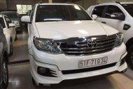 Bán xe Toyota Fortuner đời 2016, màu trắng giá 799 triệu tại An Giang