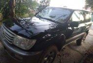 Bán Toyota Land Cruiser sản xuất năm 1998, màu đen, nhập khẩu chính hãng giá 140 triệu tại Kon Tum