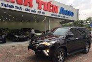 Cần bán lại xe Toyota Fortuner 4x2 AT sản xuất năm 2019, màu đen, nhập khẩu nguyên chiếc số tự động giá 1 tỷ 165 tr tại Hà Nội