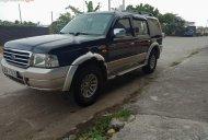 Bán Ford Everest đời 2005, màu đen, máy dầu, xe gia đình giá 238 triệu tại Ninh Bình