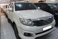 Cần bán lại xe Toyota Fortuner TRD Sportivo 4x2 AT đời 2016, màu trắng   giá 850 triệu tại Tp.HCM