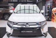 Bán ô tô Mitsubishi Outlander AT đời 2019, màu trắng, nhập khẩu giá 807 triệu tại Quảng Nam