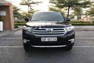 Cần bán gấp Toyota Highlander SE 2.7 đời 2010, màu đen, nhập khẩu giá 1 tỷ 20 tr tại Hà Nội