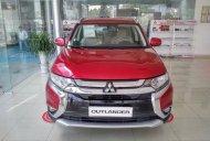 Bán xe Mitsubishi Outlander AT sản xuất 2019, màu đỏ, nhập khẩu giá 807 triệu tại Quảng Nam
