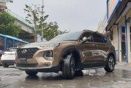 Bán Hyundai Santa Fe 2.2L HTRAC sản xuất năm 2019, màu nâu giá 1 tỷ 240 tr tại Hà Nội