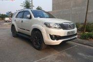 Bán Toyota Fortuner sản xuất năm 2014, màu trắng ít sử dụng giá 720 triệu tại Bắc Ninh