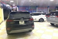 Cần bán lại xe Hyundai Santa Fe 2.4 sản xuất năm 2019, màu đen giá 1 tỷ 25 tr tại Quảng Ninh