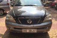 Cần bán lại xe Kia Sorento sản xuất năm 2004, màu đen, nhập khẩu, 288tr giá 288 triệu tại Hà Nội