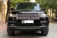 Bán xe cũ LandRover Range Rover Supercharged LWB 5.0 đời 2014, màu đen, nhập khẩu giá 4 tỷ 500 tr tại Hà Nội