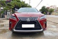 Bán xe Lexus RX 2018, màu đỏ, nhập khẩu nguyên chiếc chính hãng giá 3 tỷ 950 tr tại Hà Nội