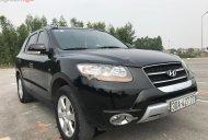 Bán Hyundai Santa Fe MLX đời 2008, màu đen, nhập khẩu giá 510 triệu tại Hà Nội