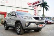 Bán Toyota Fortuner đời 2017, màu bạc, nhập khẩu chính hãng giá 899 triệu tại Hà Nội