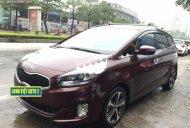 Bán ô tô Kia Rondo 2016, màu đỏ xe nguyên bản giá 598 triệu tại Hà Nội