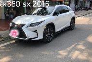 Bán Lexus RX 350 đời 2017, màu trắng, nhập khẩu  giá 3 tỷ 389 tr tại Hà Nội