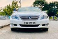 Bán Lexus LS 460L AWD sản xuất 2010, màu trắng, nhập khẩu chính hãng giá 2 tỷ 100 tr tại Hà Nội