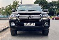 Cần bán gấp Toyota Land Cruiser VX 4.6 đời 2016, màu đen, nhập khẩu giá 3 tỷ 520 tr tại Hà Nội