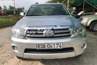 Bán ô tô Toyota Fortuner 2009, màu bạc số sàn xe còn mới nguyên giá 550 triệu tại Cần Thơ