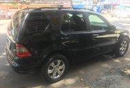 Bán Mercedes ML400 đời 2004, màu đen, nhập khẩu, số tự động giá 358 triệu tại Tp.HCM