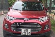 Bán xe Ford EcoSport Titanium đời 2016, màu đỏ, chính chủ  giá 500 triệu tại Hà Nội