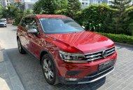Cần bán gấp Volkswagen Tiguan Allspace năm sản xuất 2018, màu đỏ, nhập khẩu nguyên chiếc giá 1 tỷ 550 tr tại Hà Nội
