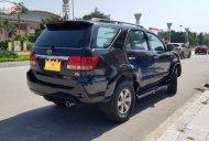 Cần bán gấp Toyota Fortuner đời 2008, màu đen, nhập khẩu chính hãng giá 550 triệu tại Ninh Bình