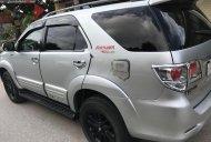 Bán Toyota Fortuner 2.5G sản xuất 2012, màu bạc, số sàn giá 684 triệu tại Nghệ An