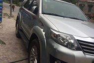 Bán Toyota Fortuner sản xuất năm 2012, màu bạc xe còn mới nguyên giá 598 triệu tại Bắc Ninh