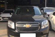 Bán Chevrolet Orlando LTZ 1.8 AT sản xuất năm 2012, màu đen, số tự động  giá 396 triệu tại Tp.HCM