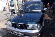 Cần bán gấp Toyota Zace GL sản xuất năm 2004, màu xanh lam giá 236 triệu tại Tp.HCM