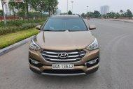 Bán Hyundai Santa Fe sản xuất 2016, màu nâu như mới, giá 955tr giá 955 triệu tại Bắc Ninh