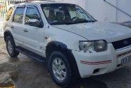 Bán Ford Escape 2.0L 4x4 MT đời 2003, màu trắng   giá 194 triệu tại Kon Tum