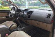 Cần bán Toyota Fortuner đời 2013, màu bạc giá 710 triệu tại Ninh Bình