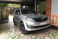 Bán Toyota Fortuner 2.5G đời 2016, màu bạc, số sàn, giá tốt giá 780 triệu tại Nghệ An
