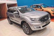 Cần bán xe Ford Everest Titanium 2.0L 4x4 AT năm sản xuất 2019, màu bạc, nhập khẩu nguyên chiếc giá 1 tỷ 329 tr tại Tây Ninh