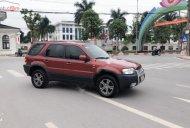 Bán Ford Escape 3.0 V6 đời 2002, màu đỏ xe còn mới lắm giá 145 triệu tại Hải Dương