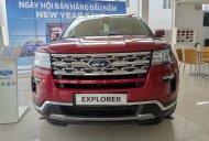 Ford An Đô  - Giảm giá sốc - Giao xe ngay - Hỗ trợ ngân hàng lãi suất thấp chiếc xe Explorer 2.3 Ecoboost đời 2019, màu đỏ giá 2 tỷ 93 tr tại Hà Nội