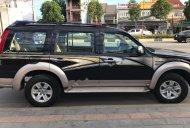 Cần bán Ford Everest MT năm 2009, màu đen số sàn, giá 382tr giá 382 triệu tại Bình Dương